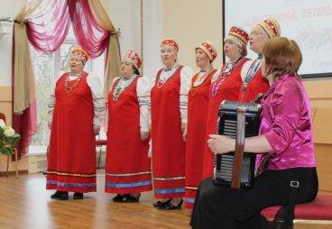 Смотр ветеранских хоров состоится в Пскове