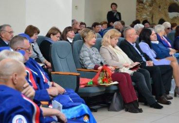 В Пскове презентовали новую социальную программу «Университет серебряного возраста - дорога к долголетию 80+»