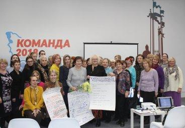 В Пскове состоялась презентация социального проекта регионального Отделения «Союза пенсионеров России» «Поколения вместе - душа на месте: Crossing the Generation Gap» (ВИДЕО)
