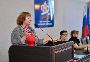 На областной конференции Регионального отделения ООО СПР прошло подведение итогов социально-значимого проекта