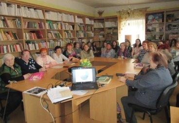 Очередное заседание клуба «Путь к здоровью» прошло в Опочецкой районной библиотеке