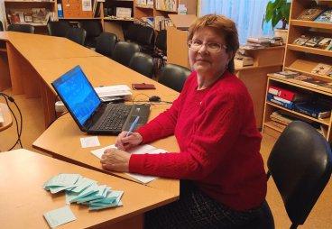 Член Союза пенсионеров Надежда Ильина вышла в полуфинал конкурса «Доброволец России-2020»