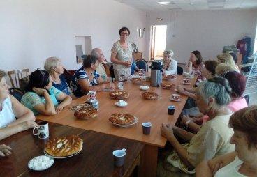 Волонтёры Пскова побывали в Карамышевской волости