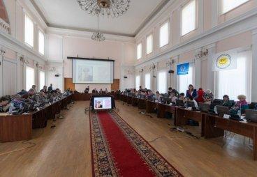 Псковские пенсионеры сразились в знании IT-технологий
