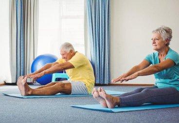 Разработаны методические рекомендации по фитнесу для людей старшей возрастной группы