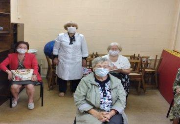 В Великих Луках прошли занятия по медицинской профилактике заболеваний и награждения победителей конкурса компьютерного многоборья