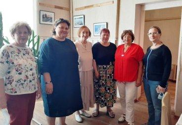 Состоялась встреча активистов регионального отделения СПР с представителями Российского геронтологического научно-клинического центра