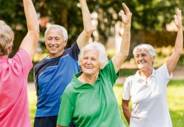 Рекомендации по здоровому образу жизни для старшего поколения
