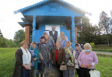Члены МО ООО СПР по Плюсскому району приняли участие в двух больших мероприятиях