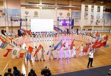 Сборная команда Псковского региона готовится к поездке в Новосибирск, для участия в V Спартакиаде пенсионеров России