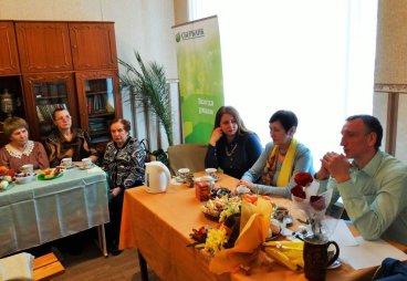 Александр Козловский провёл встречу в псковском отделении Союза пенсионеров