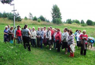Активисты местных отделений ООО СПР побывали на экскурсии в городе Опочка