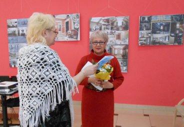 Выступление Татьяны Никитиной на ассамблеи «Мой дом - Псковщина»