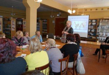 В библиотеке «Родник» пройдёт презентация проекта «Псковская Ганза 39 - площадка для европейского партнерства»