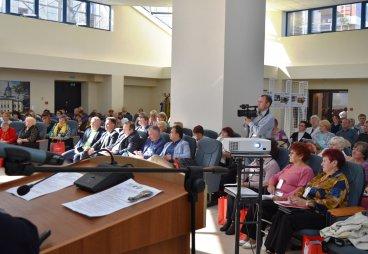 В Пскове прошел первый региональный форум по ЖКХ