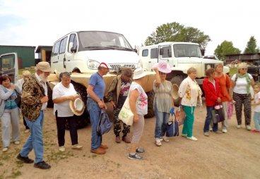 Состоялась экскурсия по экотропе Плавницкого болота