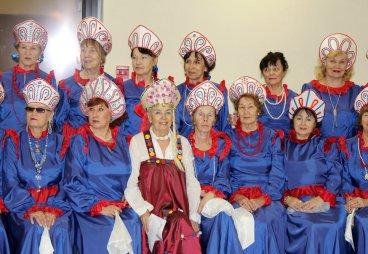 В Пскове прошёл танцевальный батл для старшего поколения