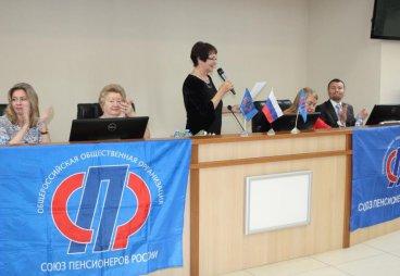 Псковский регион подводит итоги социального проекта «Университет серебря-ного возраста - дорога к долголетию 80+»