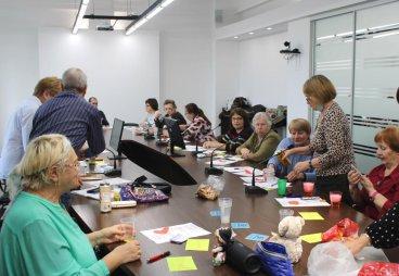В Пскове состоялось открытие клуба любителей иностранных языков «LINGUA CONNECTIONS CLUB»