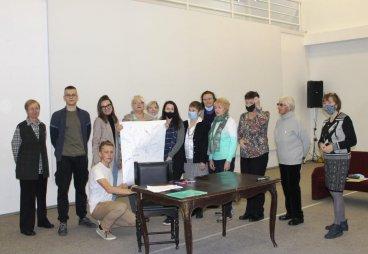 Второе заседание клуба «LINGUA CONNECTIONS» прошло в Пскове