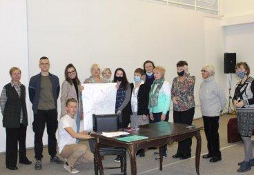 РО ООО СПР по Псковской области приступило к реализации проекта «Поколения вместе - душа на месте: Crossing the Generation Gap (продолжение)»