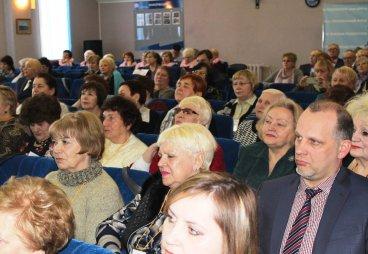 В Пскове прошли конференции объединившие старшее поколение