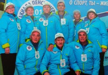 Пенсионеры из Псковской области завоевали первое золото всероссийской Спартакиады