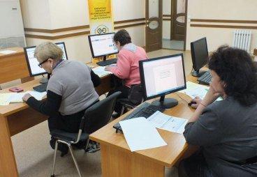 Более двухсот пенсионеров в Псковской области сели за компьютеры