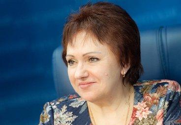 Приветствие Члена Совета Федерации от Псковской области Е.В. Бибиковой участникам конференции проекта «Университет серебряного возраста - дорога к долголетию 80+»