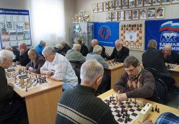 В Пскове состоится Региональный турнир по шахматам пенсионеров