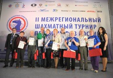 Член РО СПР по Псковской области вошел в 20-ку сильнейших шахматистов-любителей России пожилого возраста
