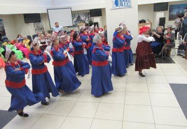Танцевальный батл для старшего поколения, 26 декабря 2018 года