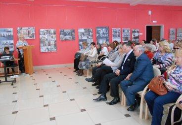 Заключительное мероприятие социального проекта «Мир без культурных барьеров. Продолжение» - Ассамблея «Мой дом - Псковщина», 31 марта 2016 года