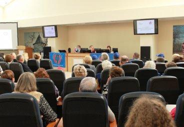 (ФОТО) В Пскове презентовали новую социальную программу «Университет серебряного возраста - дорога к долголетию 80+»