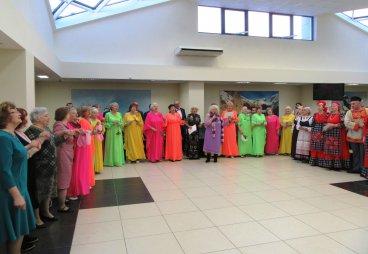 (ФОТО) В Пскове прошёл танцевальный батл для старшего поколения