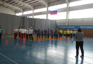 Спортивно-культурное мероприятие «День здоровья», г.Великие Луки, 28 апреля 2017 года